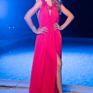 Vestido Red Coral